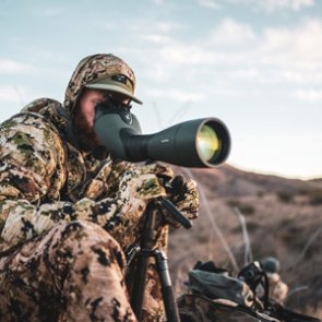 Optics for desert hunting