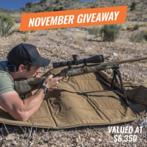 November INSIDER Giveaway: 5 Browning X-Bolt Hell's Canyon Long Range Rifles