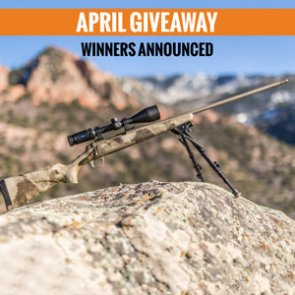 5 people just won a Browning X-Bolt Hell's Canyon Speed rifle