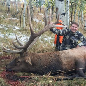 Bad weather and big Utah bulls equals the perfect storm