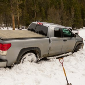 Prep your truck for a late season hunt