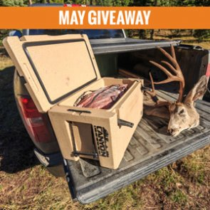 May INSIDER giveaway: 10 Canyon Coolers in the Outfitter 75 series