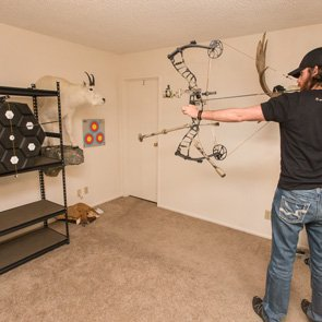 Indoor practice: The surefire approach to better shooting