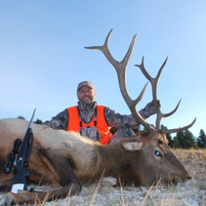 Memories from elk hunting out West for the first time