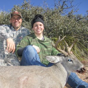 Coues deer hunt equals a lifetime of memories
