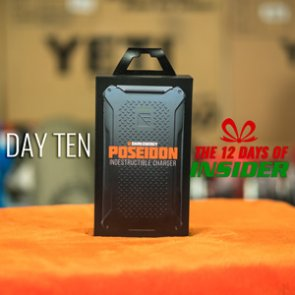 Day Ten — The 12 Days of INSIDER giveaway — Ten Dark Energy Chargers