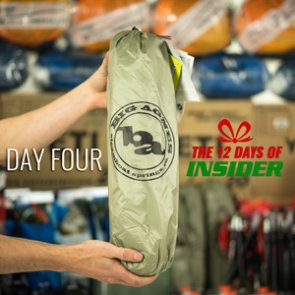 Day Four — The 12 Days of INSIDER giveaway — Four Big Agnes Fly Creek Tents