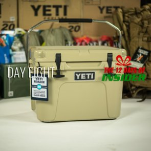 Day Eight — The 12 Days of INSIDER giveaway — Eight Yeti Roadie 20 Coolers