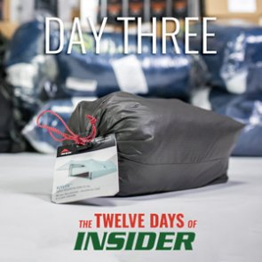 The 12 Days of INSIDER giveaway: Three MSR FlyLite Tents