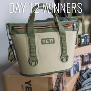 The 12 Days of INSIDER giveaway: Day 12 Winners Announced