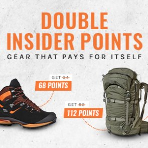 LAST CHANCE to get DOUBLE INSIDER Points!