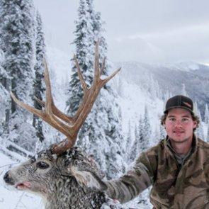 Season-long pursuit for Montana's high country bucks