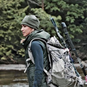 Eva Shockey aims high