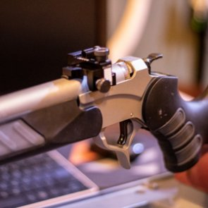 Extending the range on your open sight muzzleloader