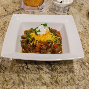 goHUNT recipe: Elk chili