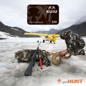 Join INSIDER: Get $50 in KUIU gear