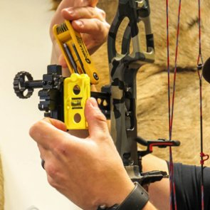 How to perfectly level your bowhunting sight