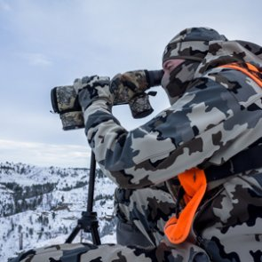 Clothing systems for late season elk hunting