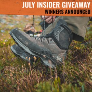 Hanwag Alverstone II GTX Boot Winners Announced!