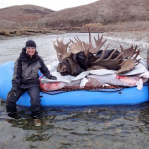 Float trip hunts: From heavy to extreme raft loads