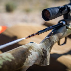 How to break-in a new rifle barrel