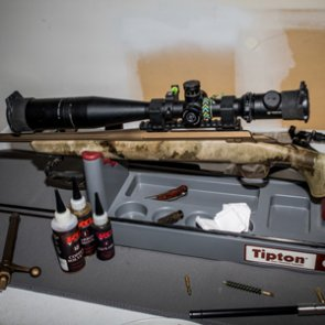 How to clean the bore of your hunting rifle