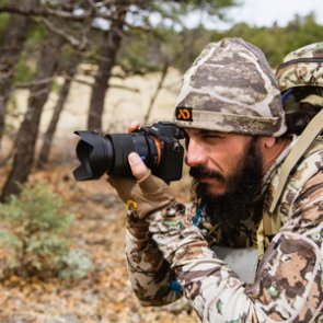 Enhancing your hunting photography game in the field