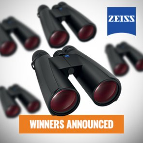 Five people just won Zeiss binoculars