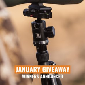 15 people just won a Sirui carbon fiber tripod