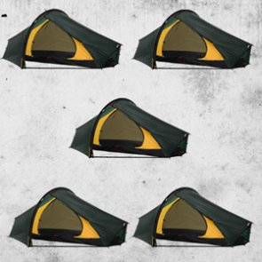 January INSIDER giveaway - 5 Hilleberg Enan tents!