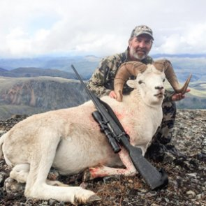 9 days of bad weather made for the perfect Dall sheep hunt