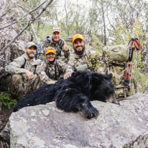 Black bear hunting tactics for the mountains of Arizona