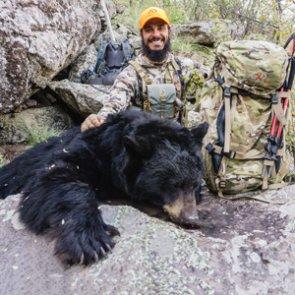 OTC black bear hunting opportunities in Arizona