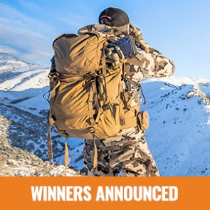 8 people just won an Exo Mountain Gear backpack