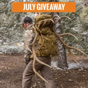July INSIDER giveaway: 6 Mystery Ranch Metcalf Backpacks