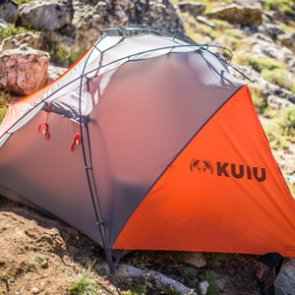 June INSIDER giveaway last chance: 5 KUIU tents