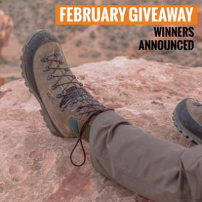 12 people just won Kenetrek Mountain Extreme boots