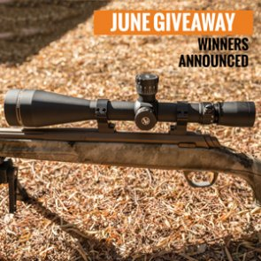6 people just won a Leupold riflescope