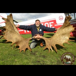 15 of the widest moose racks of all time