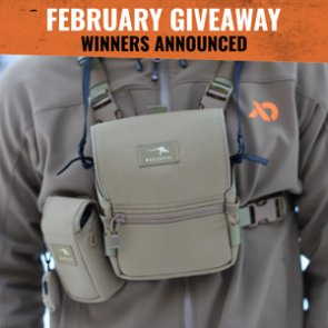 February Giveaway Winners: 40 People Just Won A Marsupial Gear Bino Pack