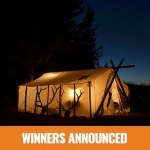 3 people just won a Davis Wall Tent & Davis Tent | goHUNT