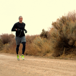 The mentality of running for hunting fitness