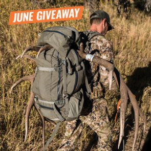 June INSIDER Giveaway: 6 Mystery Ranch Beartooth 80 Backpacks!