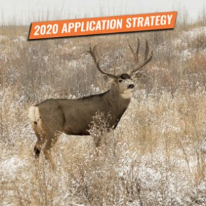 APPLICATION STRATEGY 2020: Nevada Mule Deer