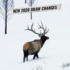 Alert: New 2020 Wyoming nonresident elk draw result date change