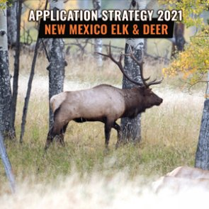 APPLICATION STRATEGY 2021: New Mexico Elk and Deer