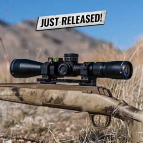 Just Released: New for 2020 Vortex Razor HD LHT Riflescope