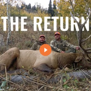 THE RETURN - A Wyoming General Season Rifle Elk Hunt