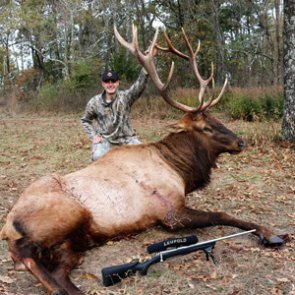A southern style elk hunt in the mountains of Arkansas
