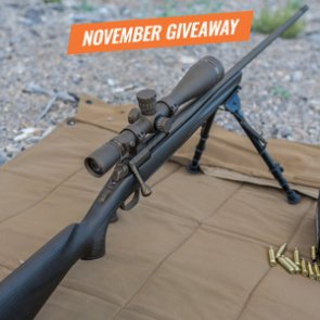 November INSIDER Giveaway: 3 Browning X-Bolt Pro Long Range Rifles
